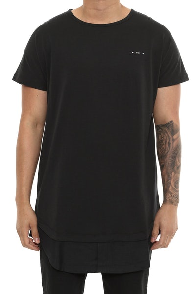 Publish Argon Tee Black