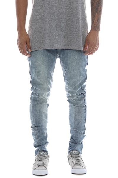 Saint Morta SM Slender S Skinny Jean Medium Blue