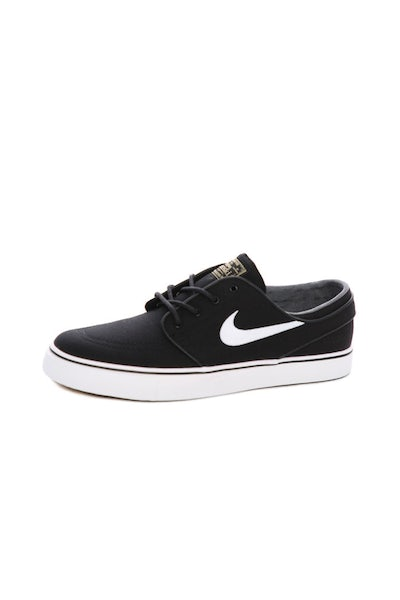 Nike SB Air Zoom Stefan Janoski Canvas Black/White