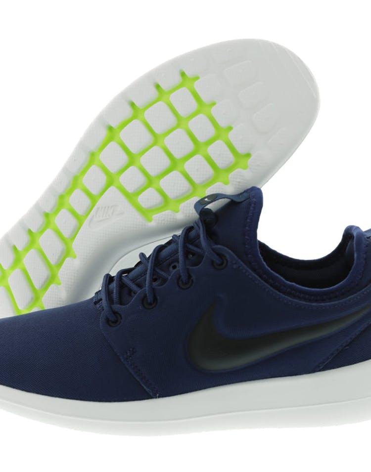 brand new 6ccd0 59089 Nike Roshe Two Navy White Black