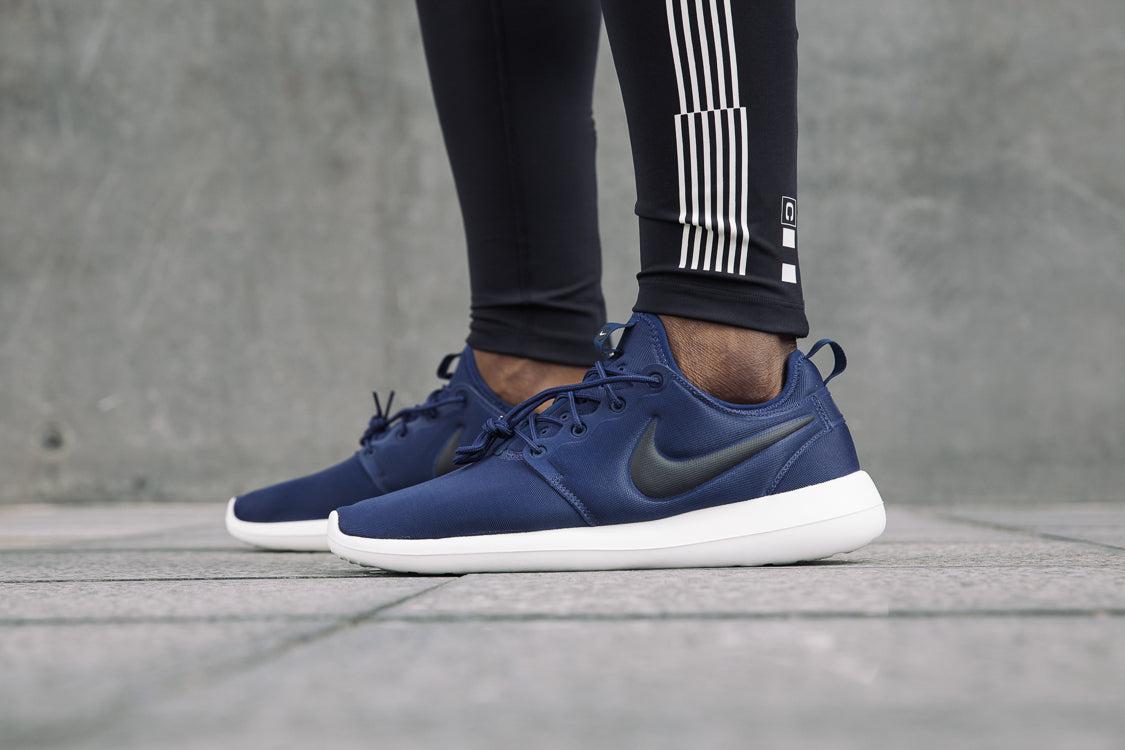 Nike Roshe Two NavyWhiteBlack