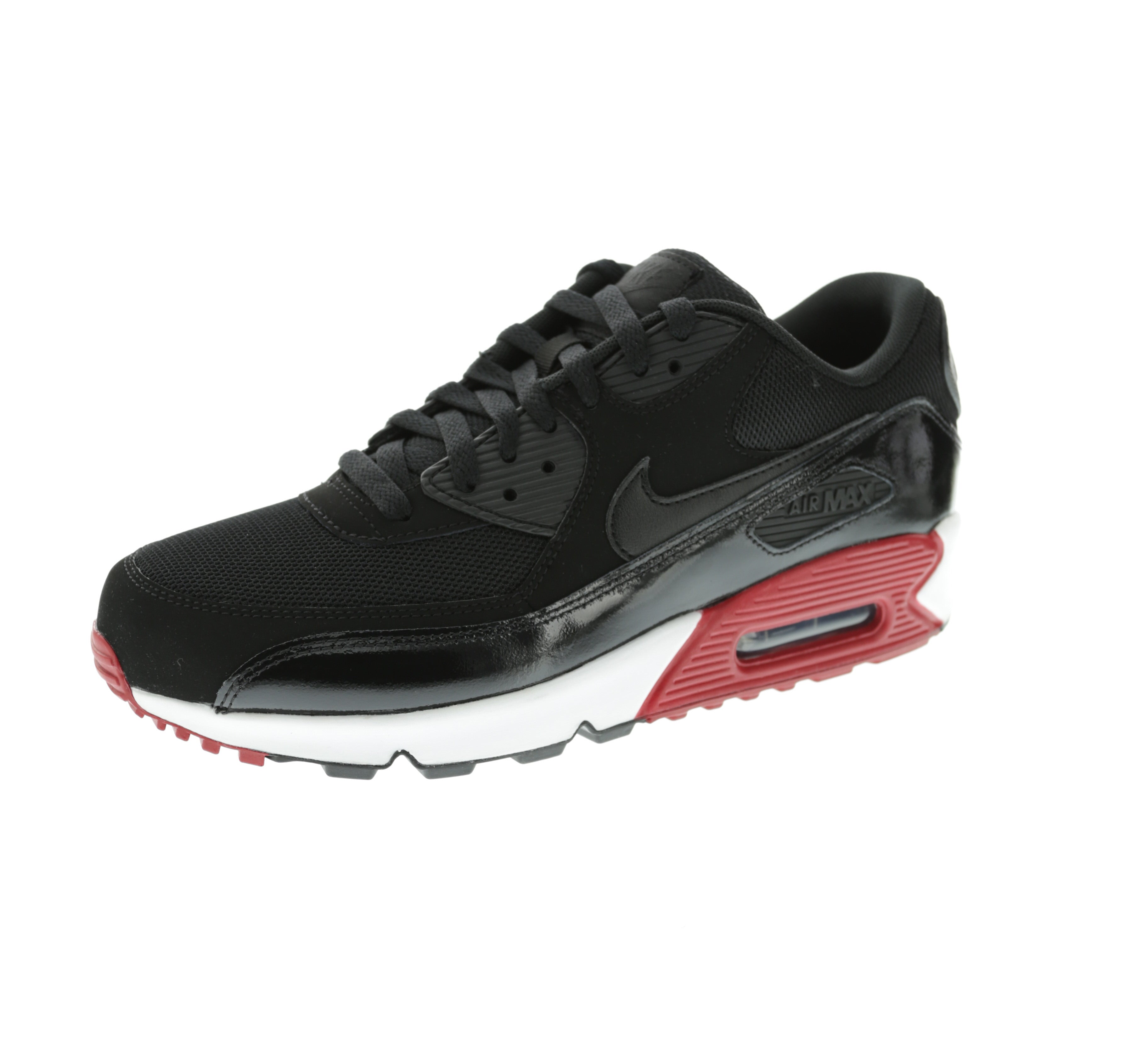 Nike Air Max 90 Essential BlackWhiteRed