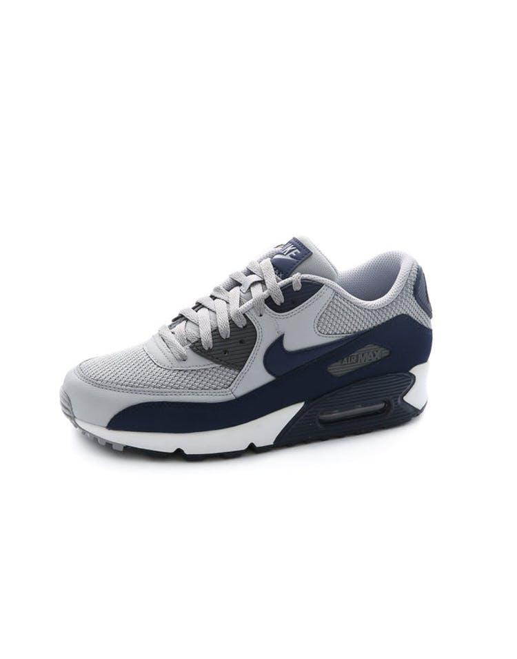 size 40 1a00b d68cf Nike Air Max 90 Essential Grey White Navy   537384 064 – Culture Kings