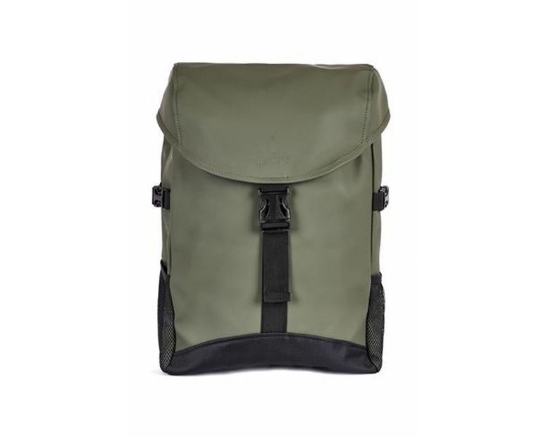 Rains Runner Bag Army Green