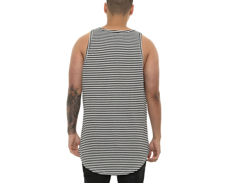 Lifted Anchors Fisher Tank Black