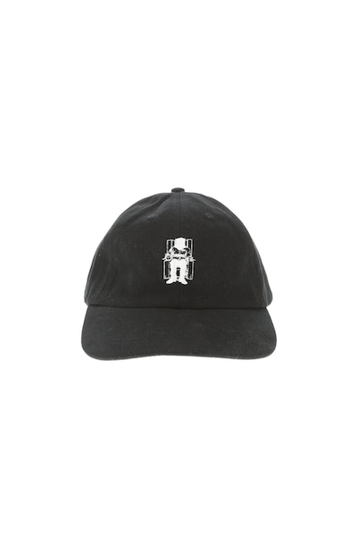 The Hundreds Executioner Strapback Black