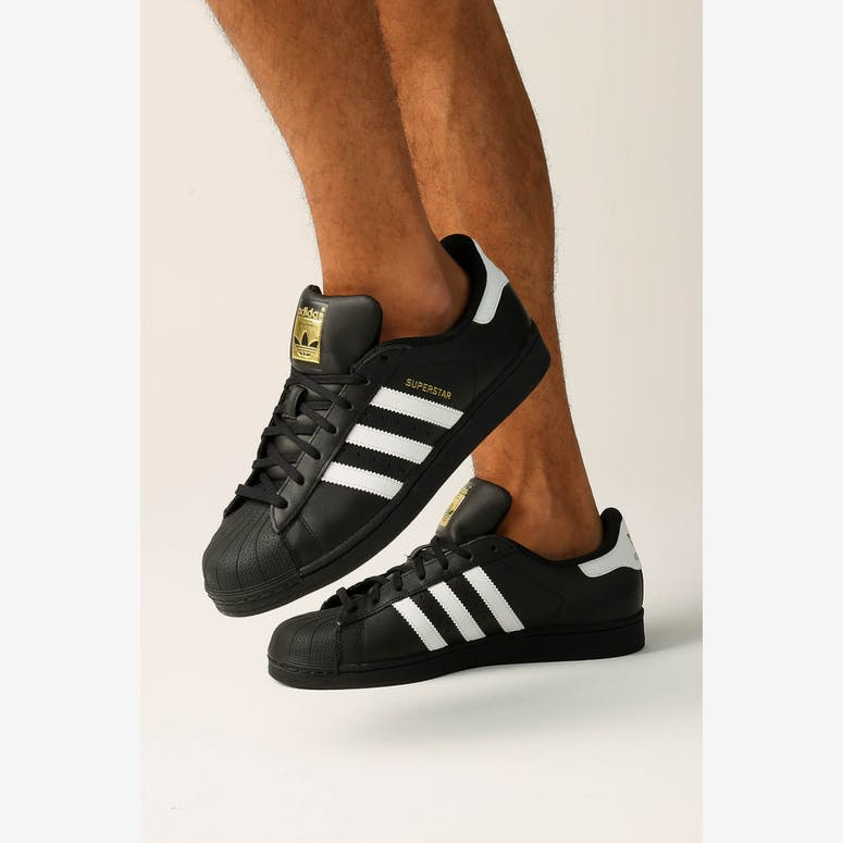 wholesale dealer 5a44a 07977 Adidas Originals Superstar Foundation Shoe Black white – Culture Kings