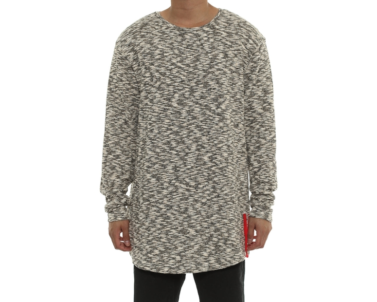 Detache Labs Rockhopper Extended Long Sleeve Cream