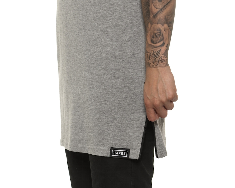 Carré Invert Capone 2 Tee Grey