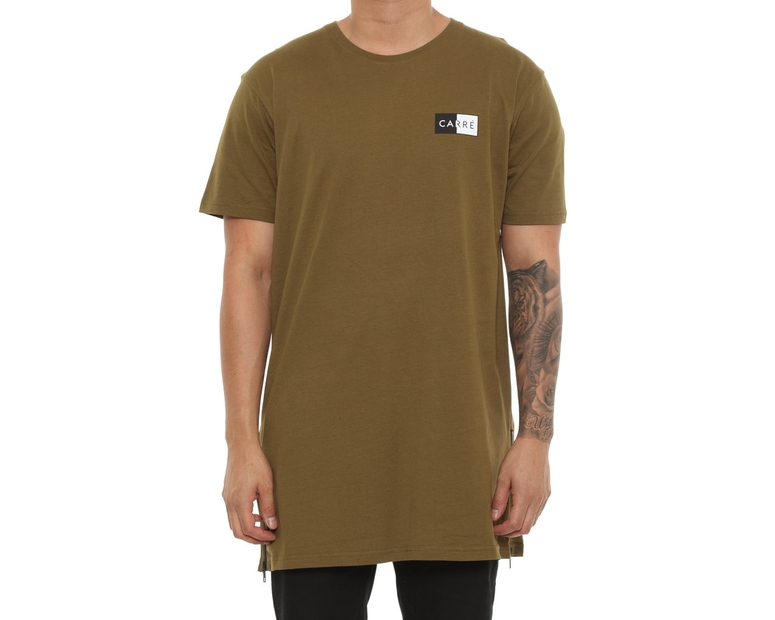 Carré Invert Capone 2 Tee Olive