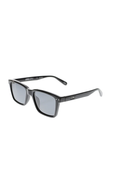 Local Supply Coast Sunglasses Black Gloss