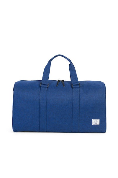 Herschel Supply Co Ravine Crosshatch Duffle Eclipse