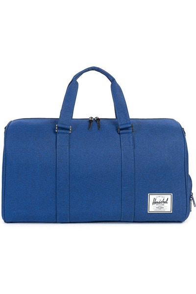 Herschel Supply Co Novel Crosshatch Duffle Bag Eclipse