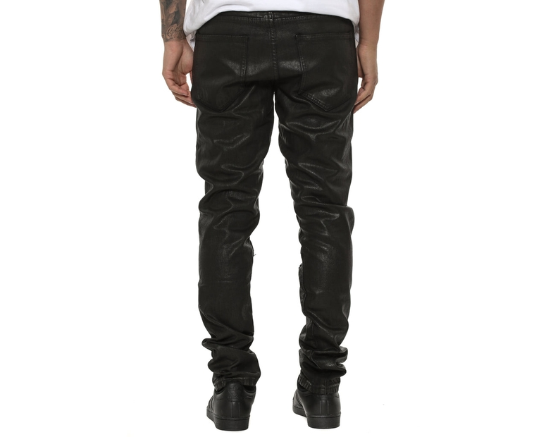Crysp Denim Montana Denim Black Wax