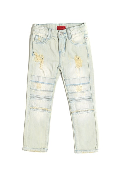 Haus of JR Cali Denim Jean Light Blue