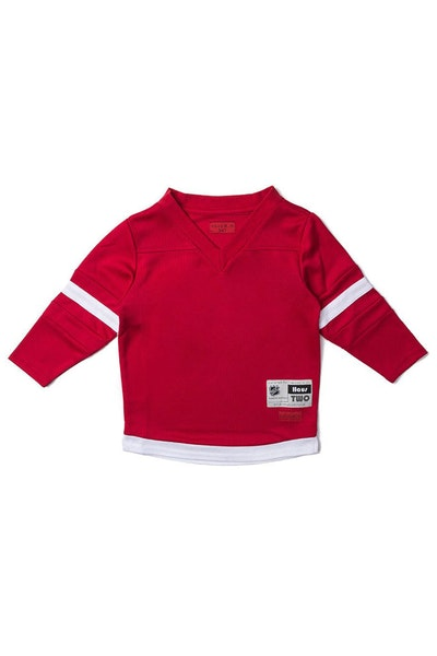 Haus of JR Clifton Hockey Jersey Red