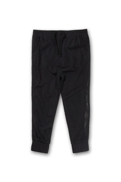 Haus of JR Dalton Mesh Pant Black