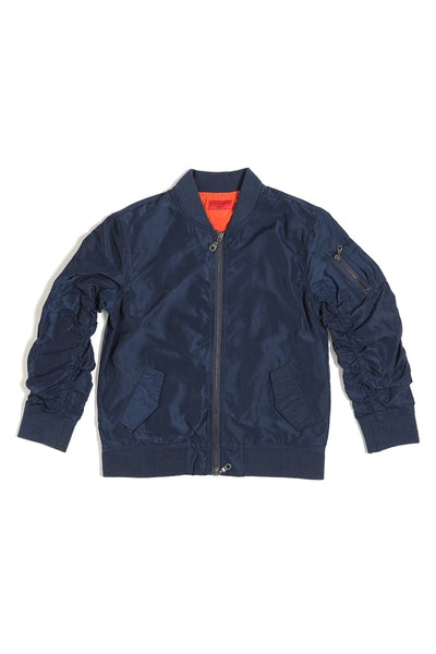 Haus of JR Kyle Bomber Navy