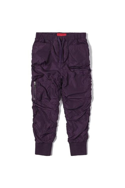 Haus of JR Kyle Bomber Pants Purple