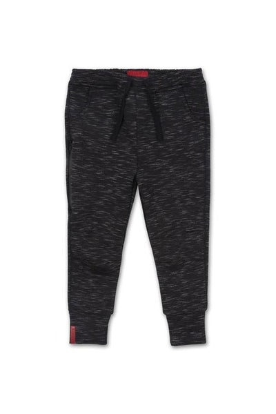 Haus of JR Lyman Tech Sweatpant Black