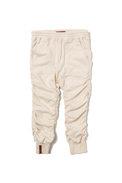 Haus of JR Franklin Ruch Sweatpant Off White