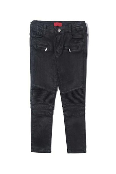 Haus Of JR Clayton Biker Denim Black Wax