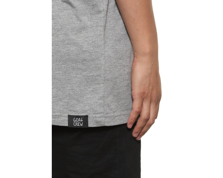 Goat Crew Pablo Bear Muscle Tee Grey