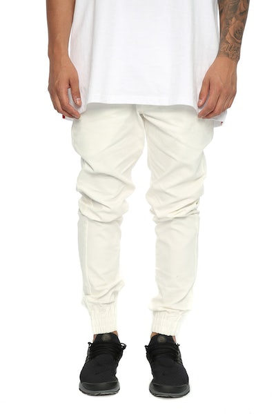 Carré Propre Joggers 2.0 Off White