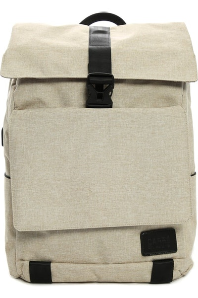 Carré Voyageurs Backpack Stone Heather