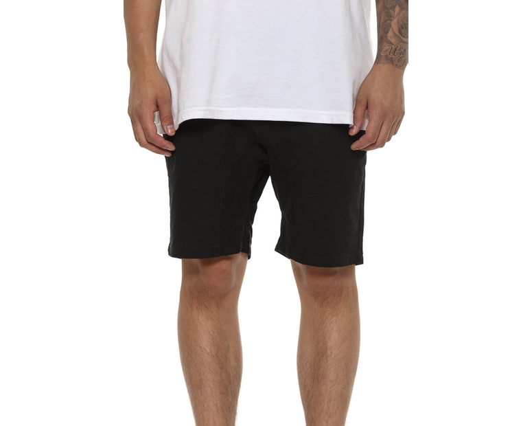 Nena and Pasadena Flight Short Black