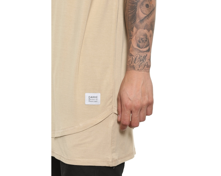 Carré Revolution Deviate Tee Tan