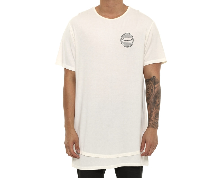 Carré Revolution Deviate Tee White