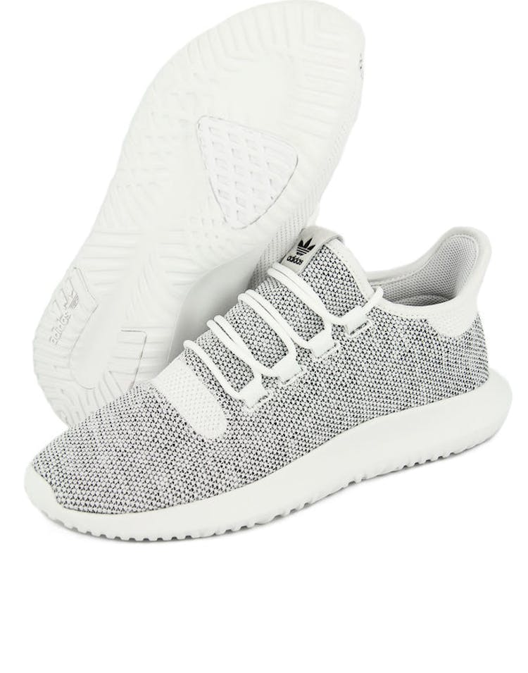 super popular aed8d 4ee37 adidas Originals Tubular Shadow Knit White/Black