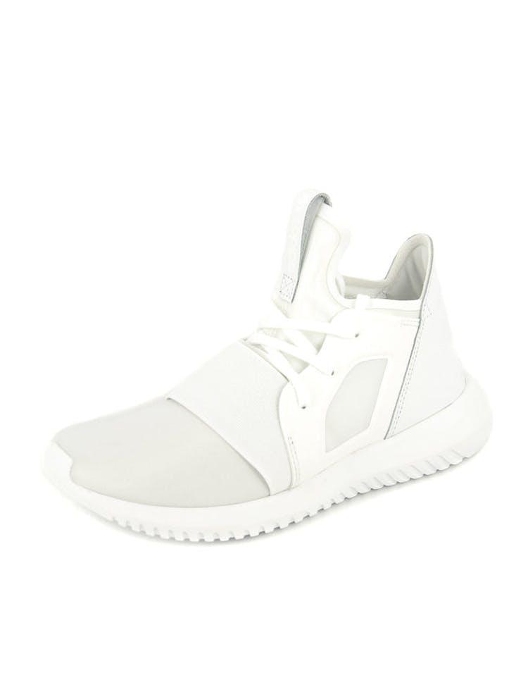 info for 1bac8 d7c86 Adidas Originals Women's Tubular Defiant White/White