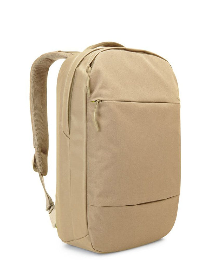 Incase City Compact Backpack Dark Khaki