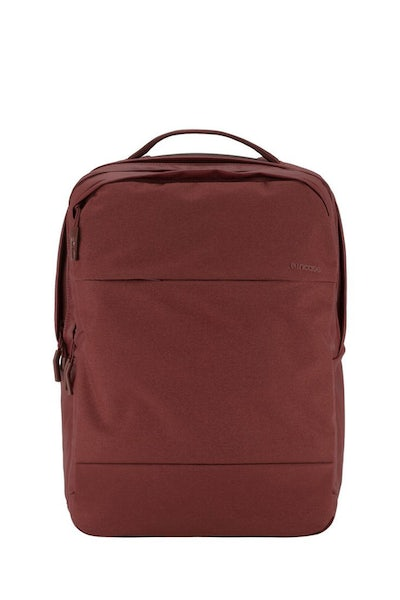 Incase City Backpack Deep Red
