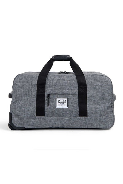 Herschel Bag CO Wheelie Outfitter Crosshatch Charcoal