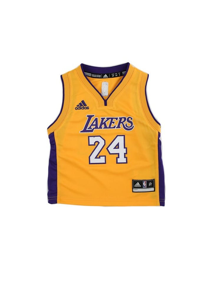 7723e917cef Adidas Performance Los Angeles Lakers Kobe Bryant Toddler Jersey '24' –  Culture Kings