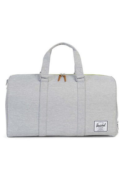 Herschel Bag CO Novel Crosshatch Light Grey/Acid