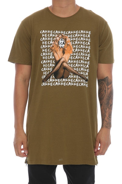 Carré Sinner Capone Tee Olive