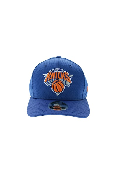 New Era Knicks Mesh 950 Precurve Blue