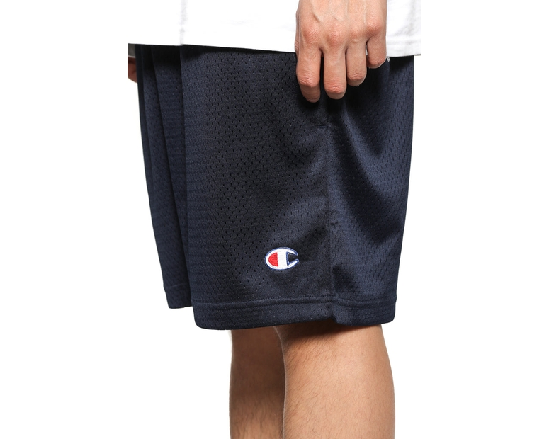 Culture Kings X Champion Shorts Navy