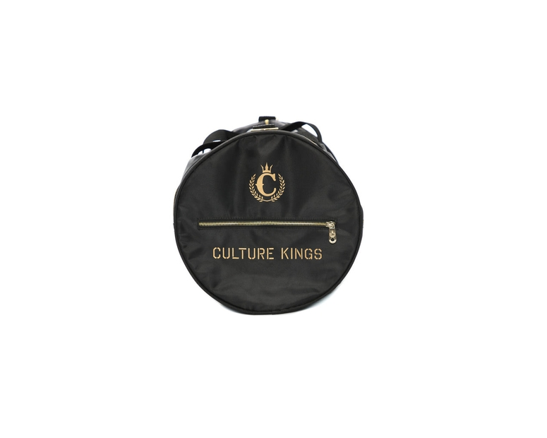 Culture Kings Not For Sale Black/Gold Duffle Bag