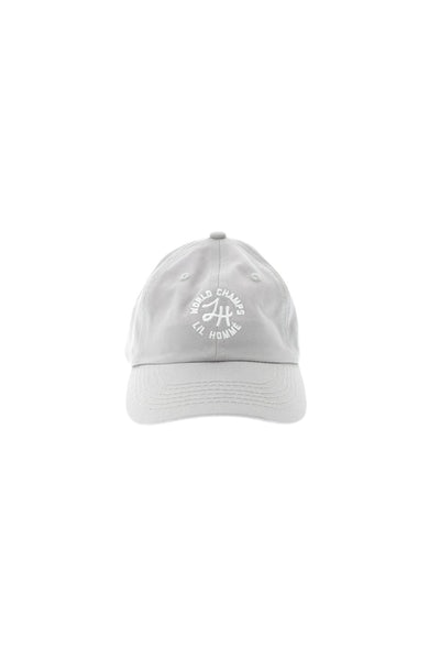 Lil Homme Toddler World Champs Strapback Grey