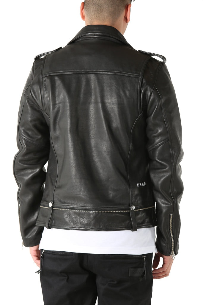 Dead Studios Perfecto Leather Jacket Black – Culture Kings