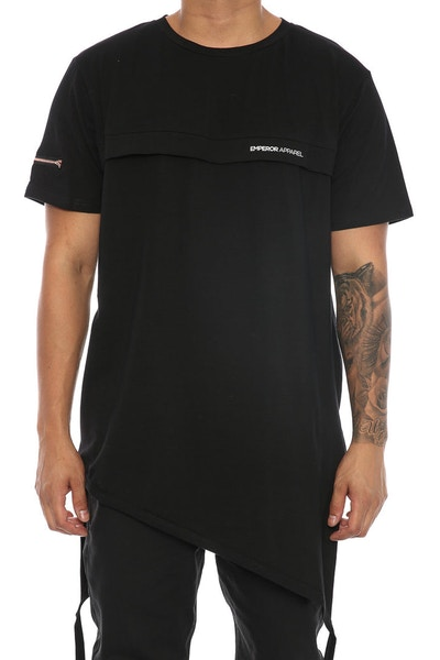 Emperor Apparel Saint Tee Black
