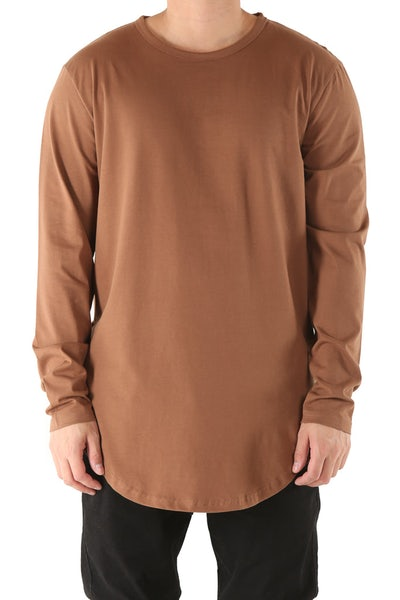 Saint Morta El Duplo 2.0 LS Tee Brown