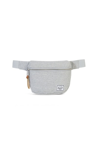 Herschel Supply Co Fifteen Crosshatch Light Grey