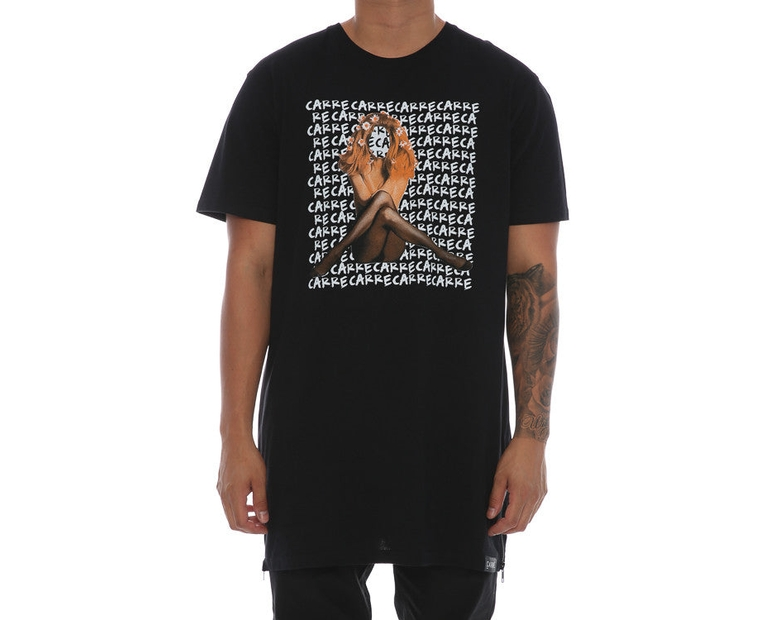 Carré Sinner Capone Tee Black