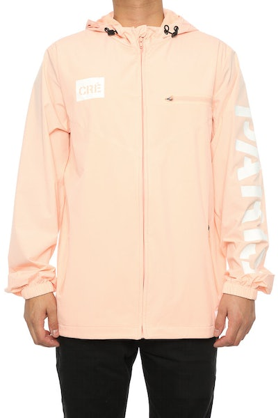 Carré Venteux Windbreaker Peach